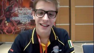 Yu-Gi-Oh! World Championship 2014 - Deck Profile - 4th Place - Niccolo Mazzoleni (EUR)