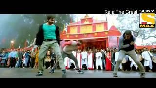 Raja the great full movie hindi dubbed 2018 promo