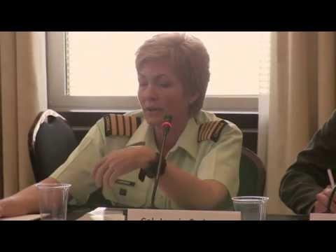 Panel 1- Women in Combat Units