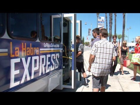 La Habra Express – Go Places...See Faces!