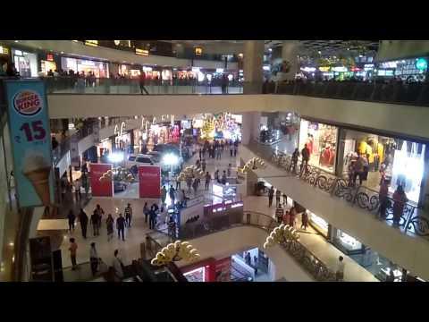 Pacific Mall Time Lapse - Subash Nagar, New Delhi.