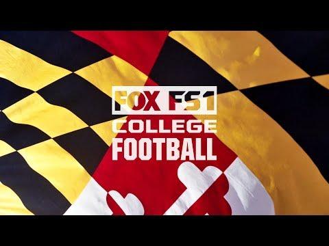 FLAG | University of Maryland | College Football on FOX & FS1
