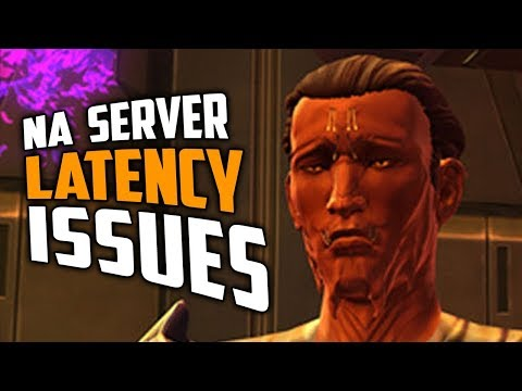SWTOR Lag Issues following Servers Location Change - HOW BAD IS IT
