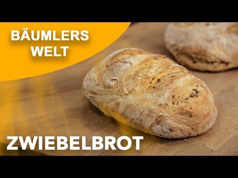 🍞🍞🍞 Weltbestes Zwiebelbrot! Einfach selber machen 🍞🍞🍞   - Bäumlers Welt - Folge 37