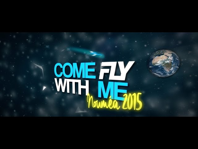 Dj Fly - Come Fly With Me Ep. 1 (Nouméa)