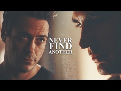 Steve + Tony | Never Find Another