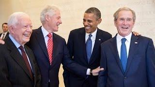 笑える - 面白 - 政治家失敗編集2016、オバマ法案クリントンジョージWブッシュ、ヒラリークリントン#angel