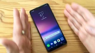 LG G7 ThinQ review (live)