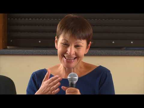 Caroline Lucas on Green Party Action Days