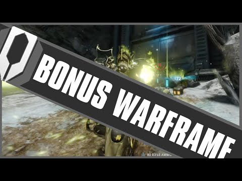 BONUS WARFRAME (Core Farming)