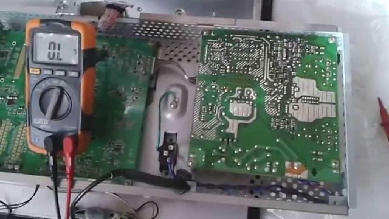 Problema accensione lenta e schermo nero LG Flatron m237wdp riparazione MainBoard e     -> Lampade A Led Scheda Tecnica