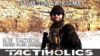 5.11 Tactical   Inside the TacTec Plate Carrier - Tactiholics™