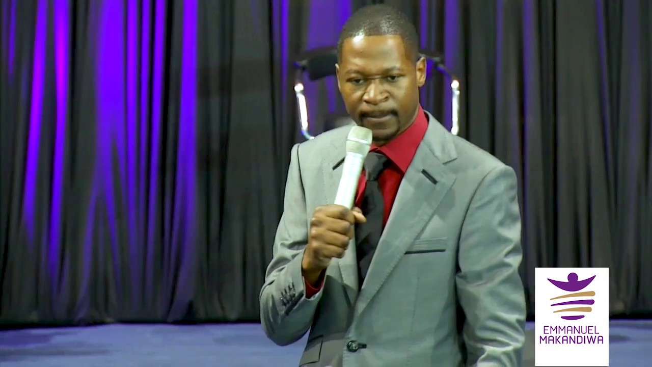 Emmanuel Makandiwa on Believing the one God sent