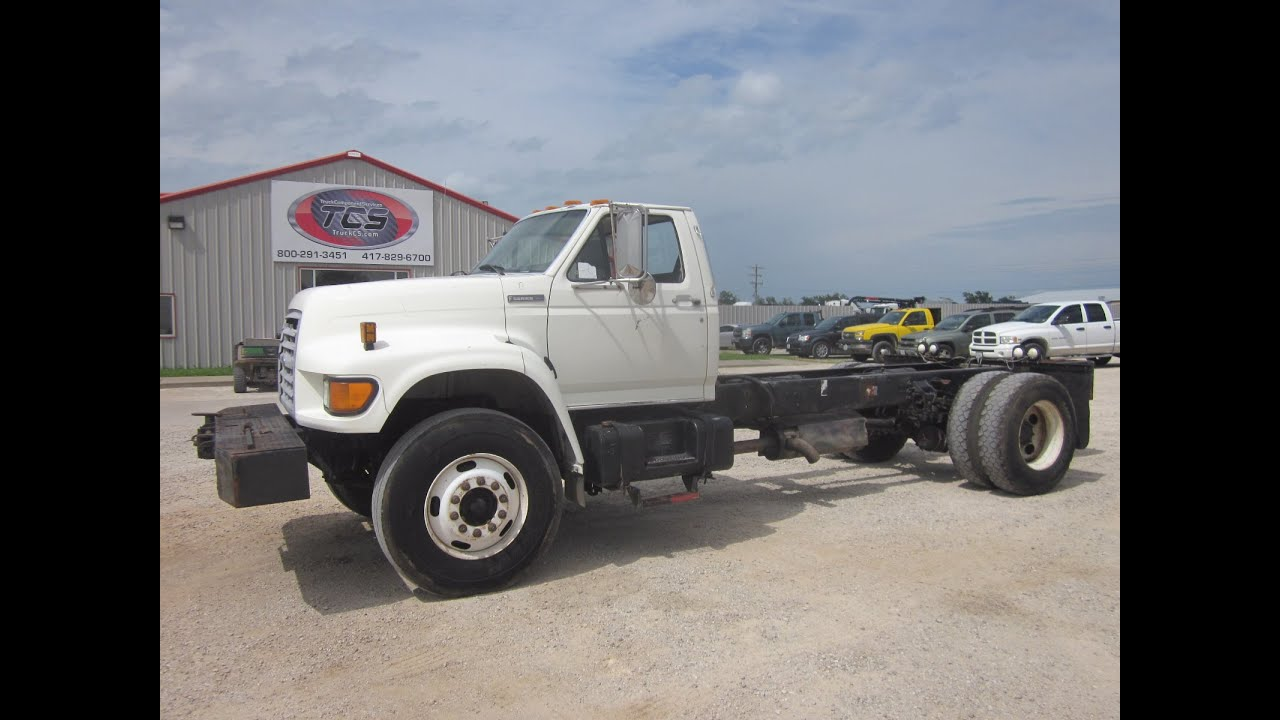 small resolution of 1997 ford f800 cab chassis