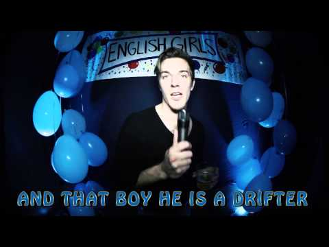The Maine | English Girls (Official Lyric Video)