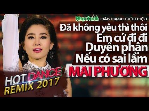 Mai Phương ,Nghệ sĩ đa tài : Ca sĩ ,Diễn viên ,MC và cú đột phá Dance Remix xuất sắc,nóng bỏng
