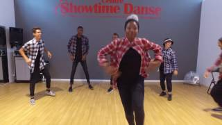 T-Pain Freeze ft. Chris Brown BY Showtime Danse Cergy
