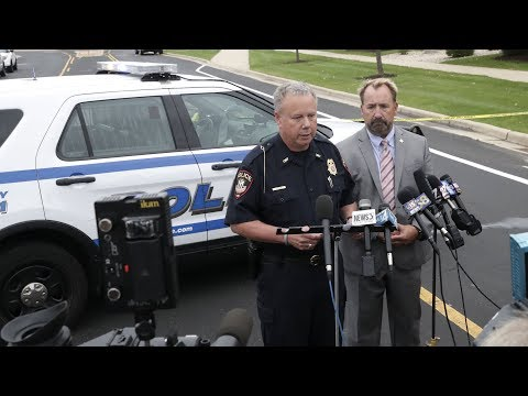 Middleton police give first press conference after shooting