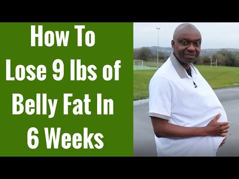 how-to-lose-9-lbs-of-belly-fat-in-6-weeks-(science-based)