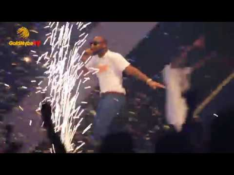 DAVIDO'S PERFORMANCE  AT AY LIVE (GENERATIONS OF LAUGHTER) 2017 (Nigerian Music & Entertainment)
