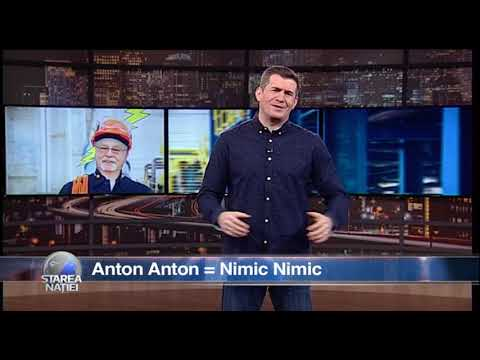 Anton Anton = Nimic Nimic