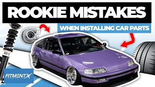 rookie-mistakes-installing-car-parts