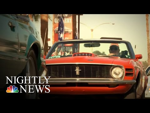 10 Million Mustangs: Iconic Car Celebrates A Major Milestone | NBC Nightly News