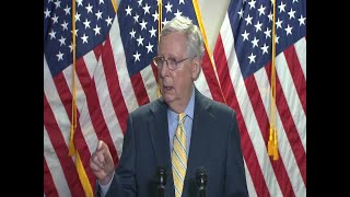 McConnell says Senate will consider relief bill in July