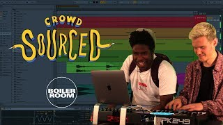 Crowdsourced #6 - Sh?m & More//Night make beats from your sounds