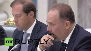 Russia: Putin calls for development of healthcare, infrastructure and housing
