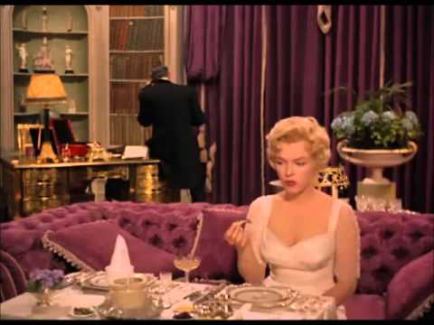 Marilyn Monroe - The Prince And The Showgirl Scene