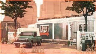 Дом из Стрейнджервиля | Строительство [TS4]