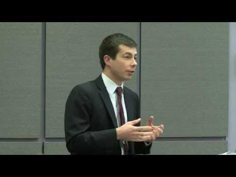 Ethics Week - Mayor Pete Buttigieg