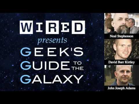Neal Stephenson Interview - Geek
