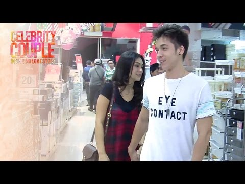 Celebrity Couple: Stefan-Celine, Shopping Time (Part 2)