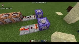 3 MD 1 Command Block Clock Coding the 10's Column