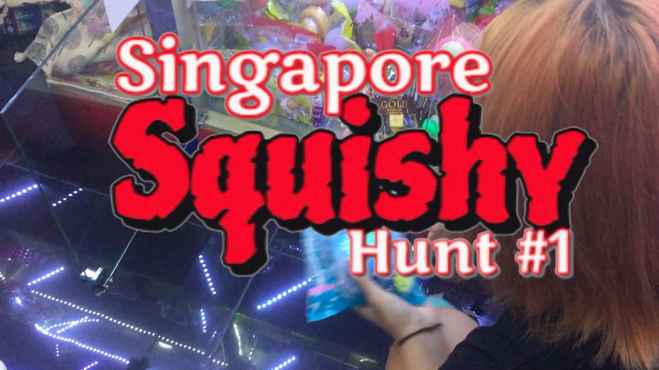 Squishy Hunting : Vlog Singapore Day#2: Hunt Squishy in Singapore Bugis Junction Get The Rare One - YouTube