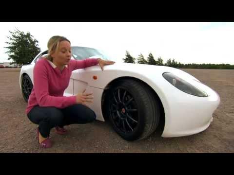 Michelin TV: New Ginetta G40 road test