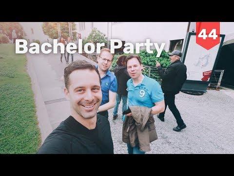 The Bachelor Party Surprise | Cédric Waldburger