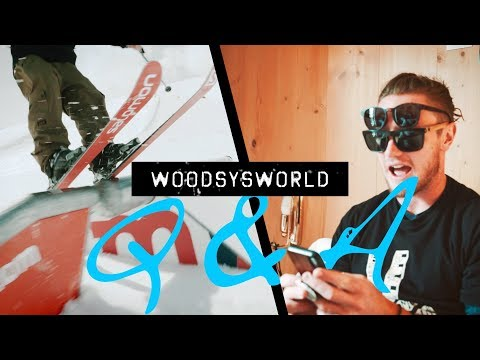 YOUR QUESTIONS & MY ANSWERS | Woodsy'sWorld #25