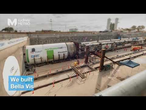 Sydney Metro: Tunnelling Under Sydney Harbour