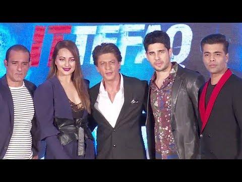 Ittefaq Movie Promotion Full Video HD | Shahrukh Khan, Karan Johar, Sidharth, Sonakshi, Akshaye
