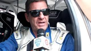 Roberto Reijers   Após SS3   Rally Vale do Paraíba 2016