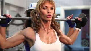 Мотивация бодибилдинг и фитнес. Самые красивые девушки. Женщины видео