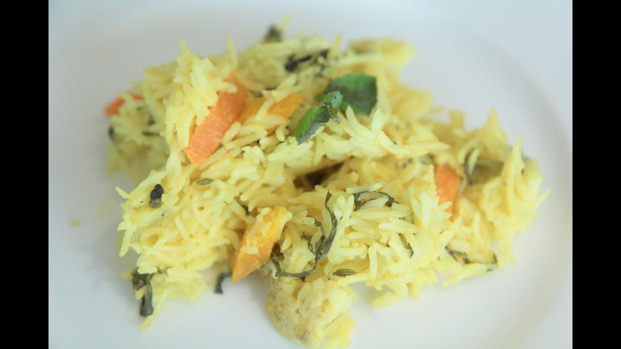 Vegetable pulao microwave recipe youtube vegetable pulao microwave recipe forumfinder Images