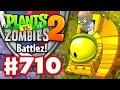 Battlez with Zomboss! Zombot Sphinx-inator! - Plants vs. Zombies 2 - Gameplay Walkthrough Part 710