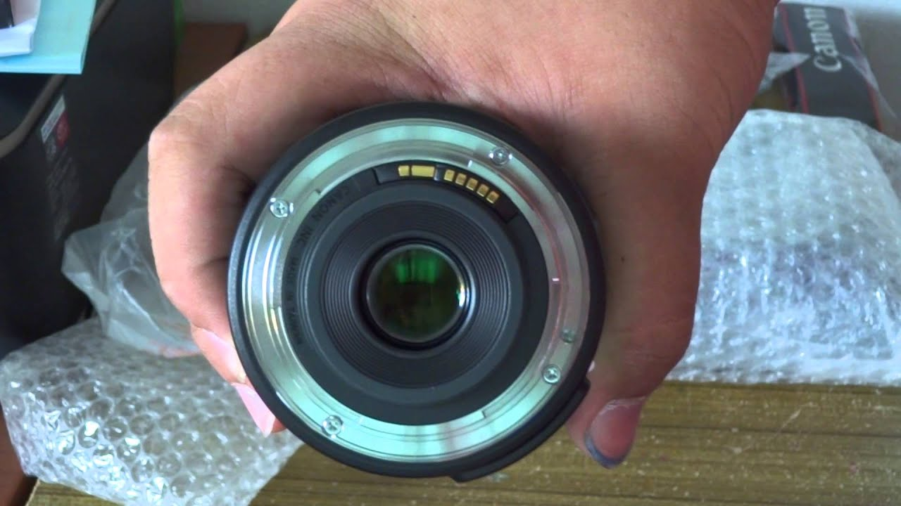Unboxing Canon Eos 700d 18 135 Is Stm Youtube Kit 135mm F 35 56