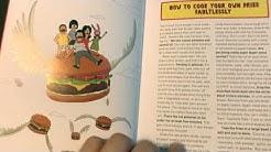 Bob's Burgers Burger Book Review