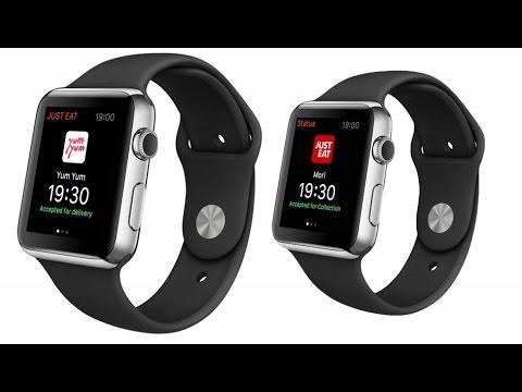 Самый адекватный обзор китайского Apple Watch. - YouTube cff90a62606a1