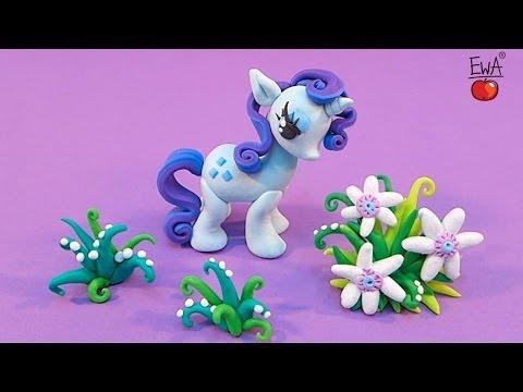 RARITY Tutorial - Polymer Clay - My Little Pony